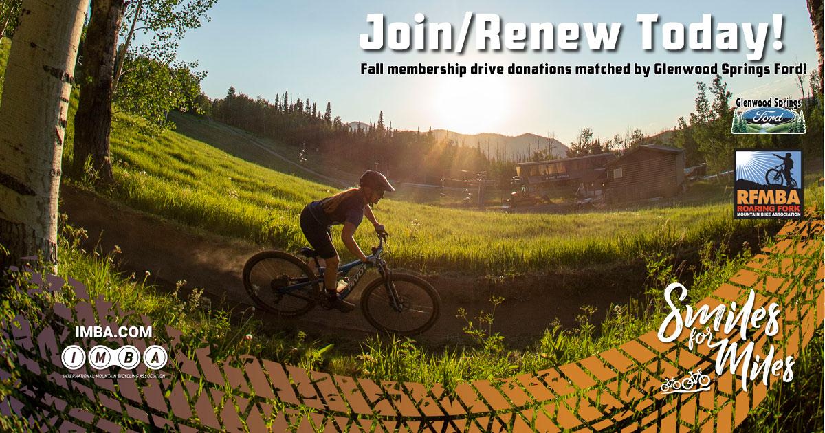 Renew/Join Now in Fall Membership Drive