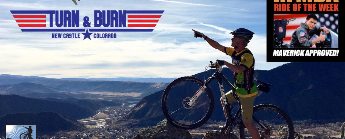 Ride of the Week:  Turn & Burn